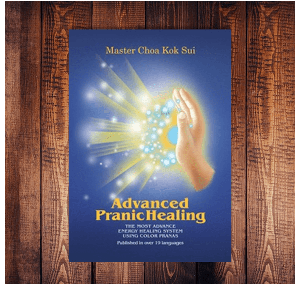 Shop: Pranic Healing Books by MCKS