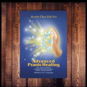 Shop: Pranic Healing Books by MCKS